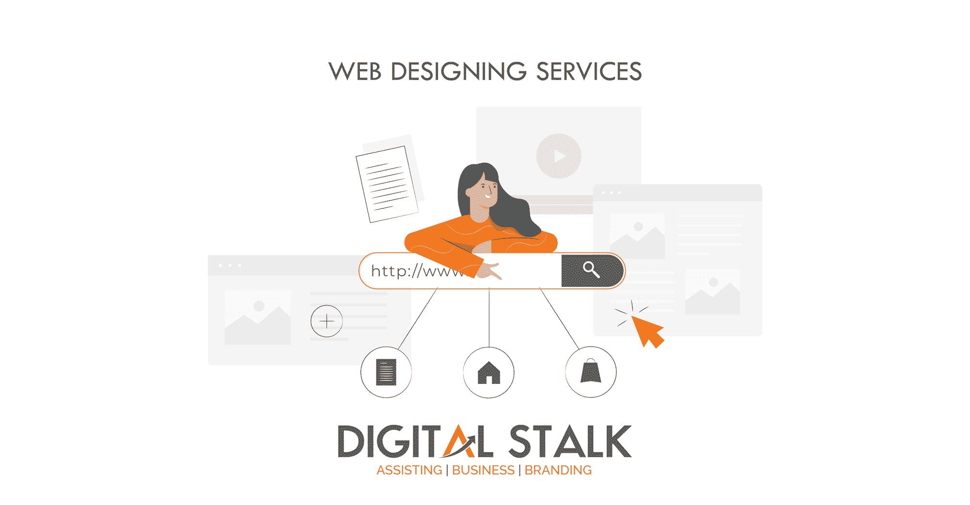 Digital Stalk Best Website Design Website Redesign Services Company In Hyderabad